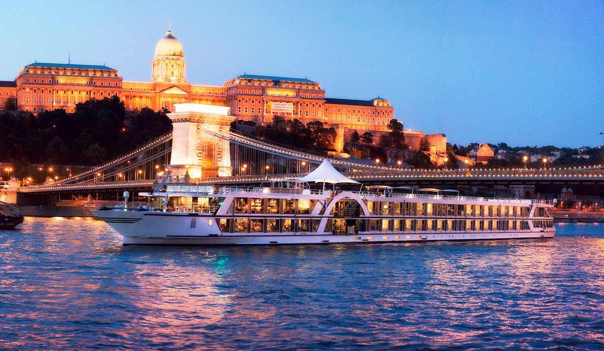 Круиз по реке Дунай