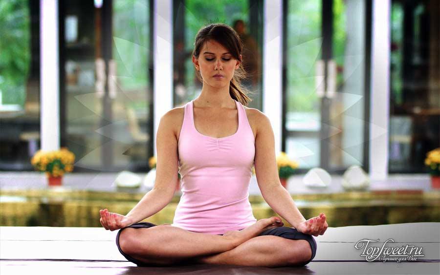 Медитация. Топ 10 природных средств от депрессии