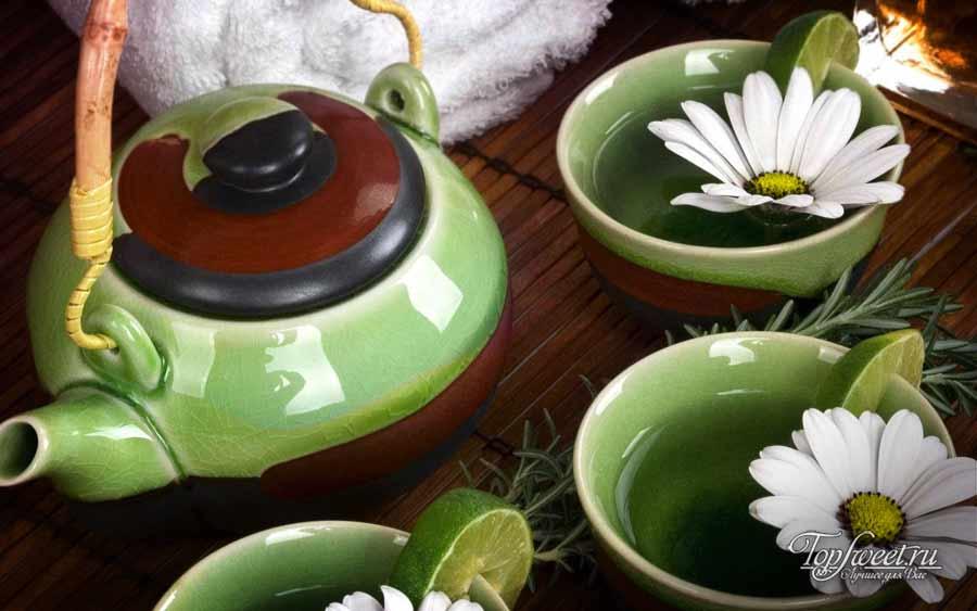 Ромашковый чай. Топ 10 природных средств от депрессии