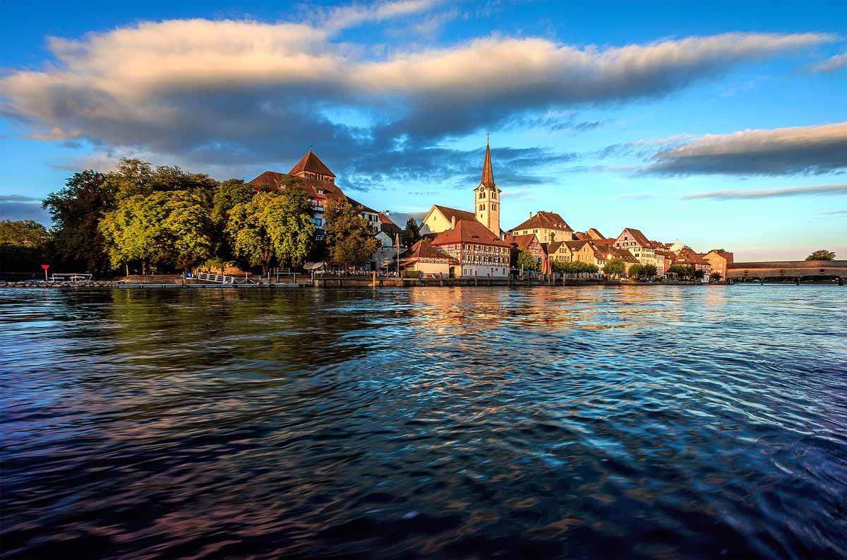 Круиз по реке Рейн