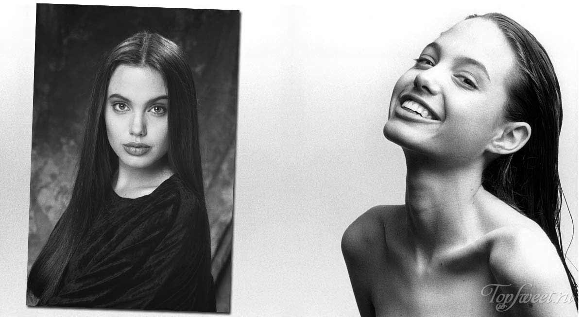 на фото: Анджелина Джоли