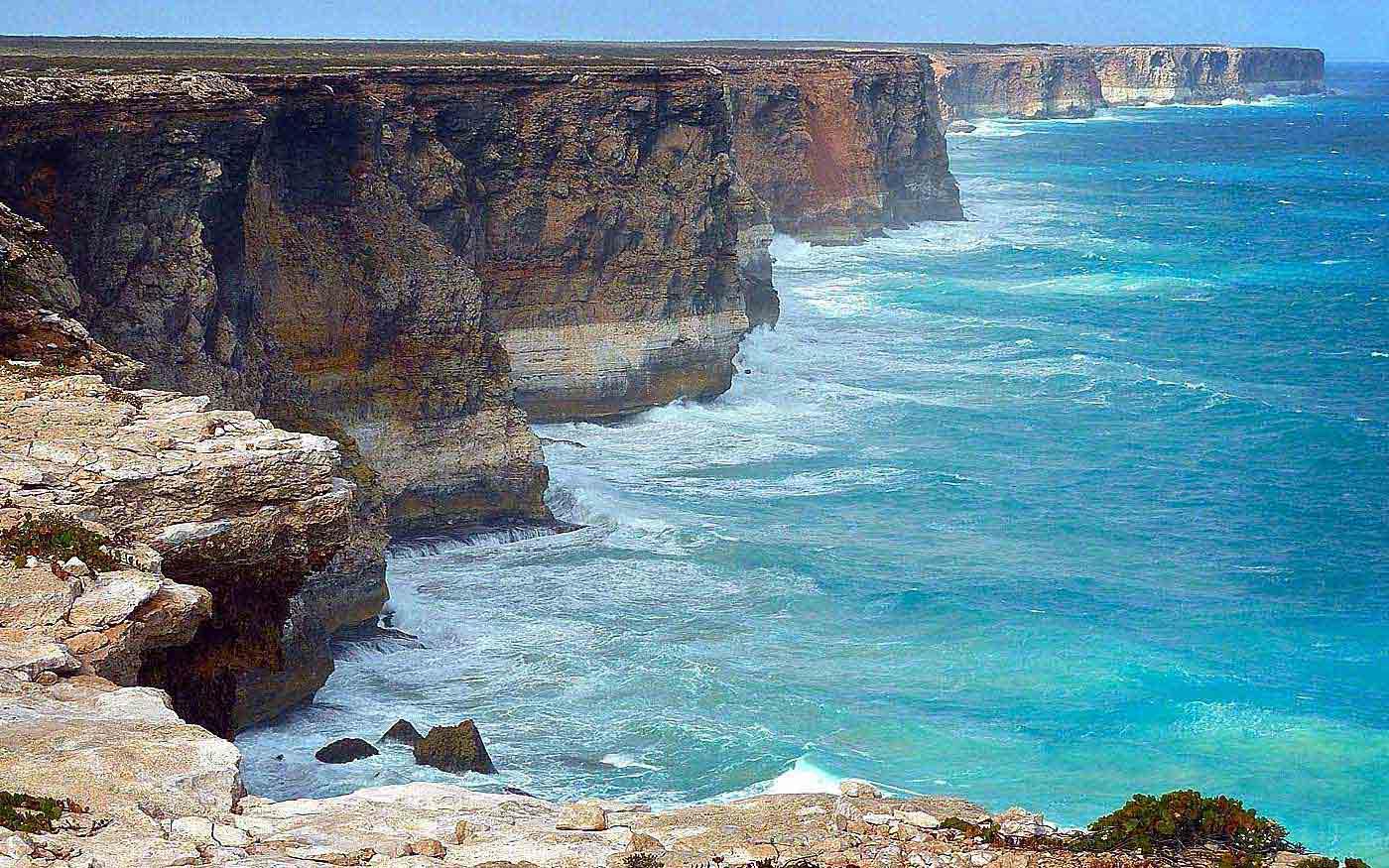 Скалы-Бунда-(Австралия)