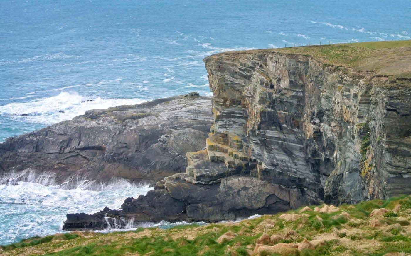 Скалы Mizen Head (графство Корк, Ирландия)