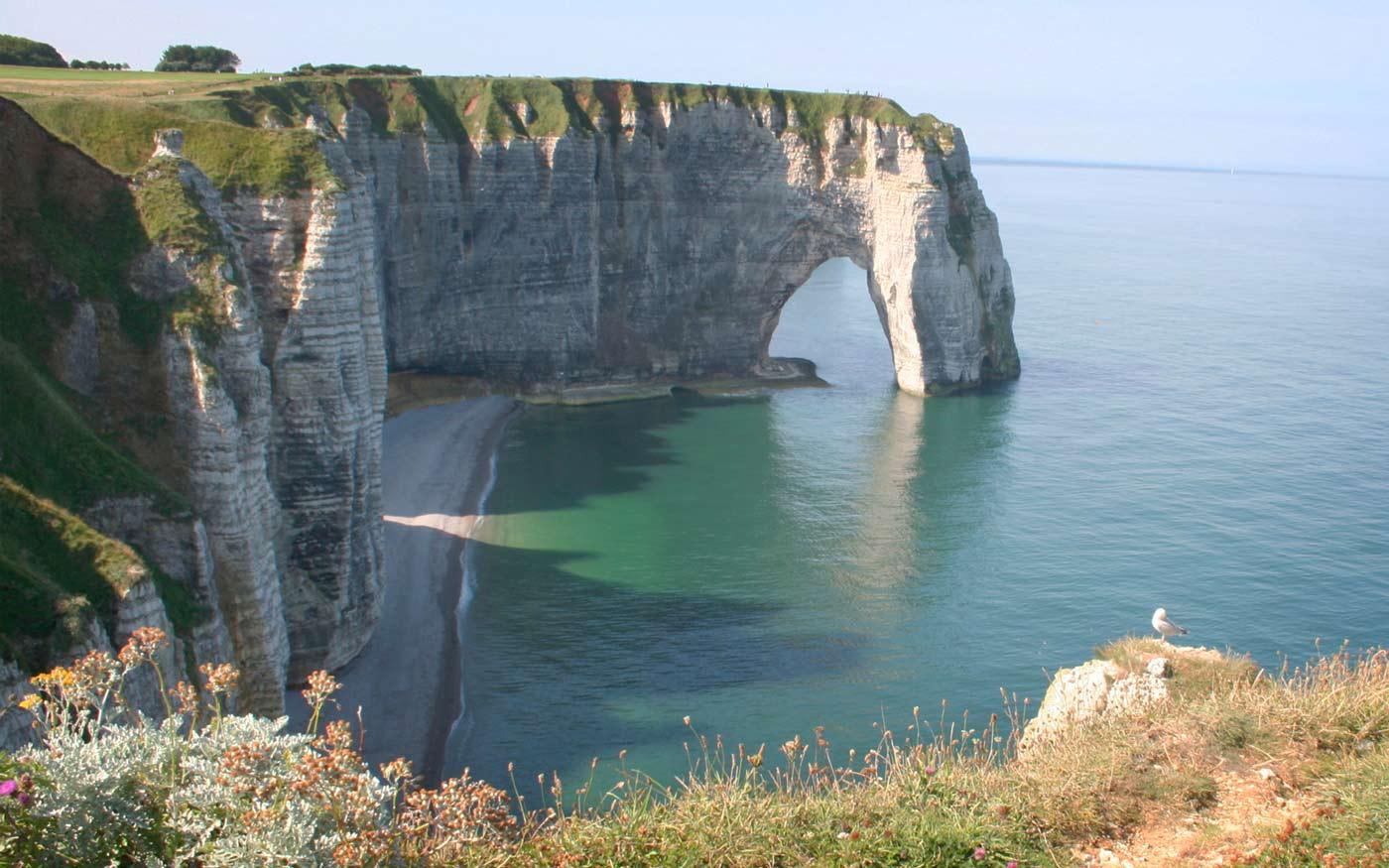 Эпические морские скалы: Greece's Navagio Bay