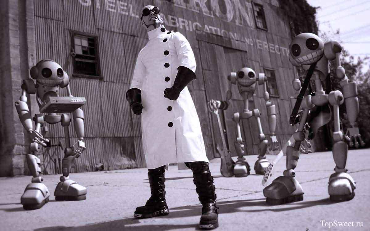 Роботы, как обслуживающий персонал