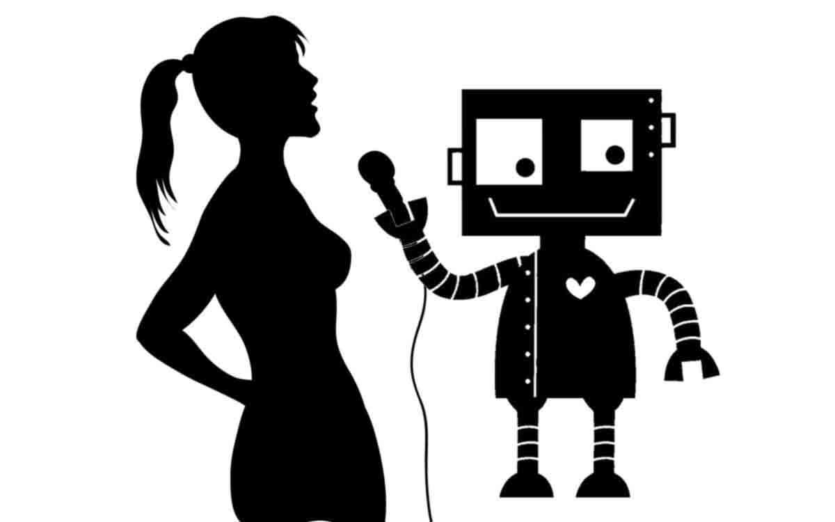 Роботы — журналисты