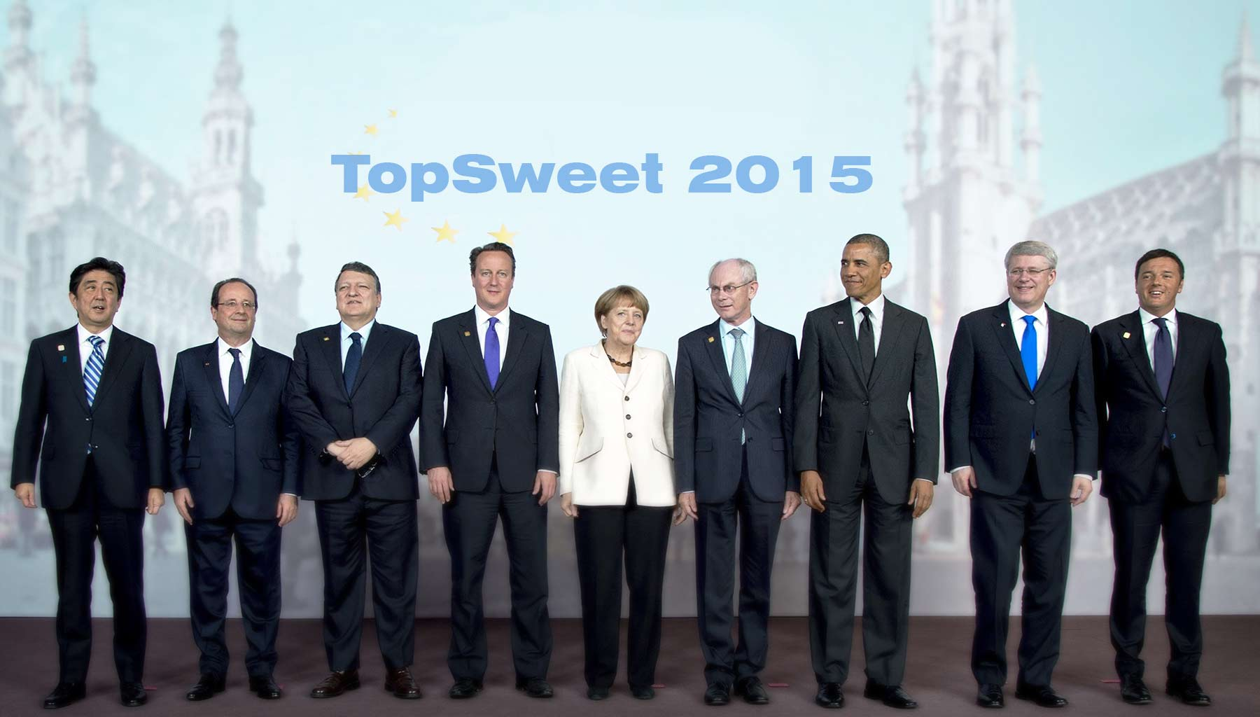 ТОП-10 самых влиятельных людей мира