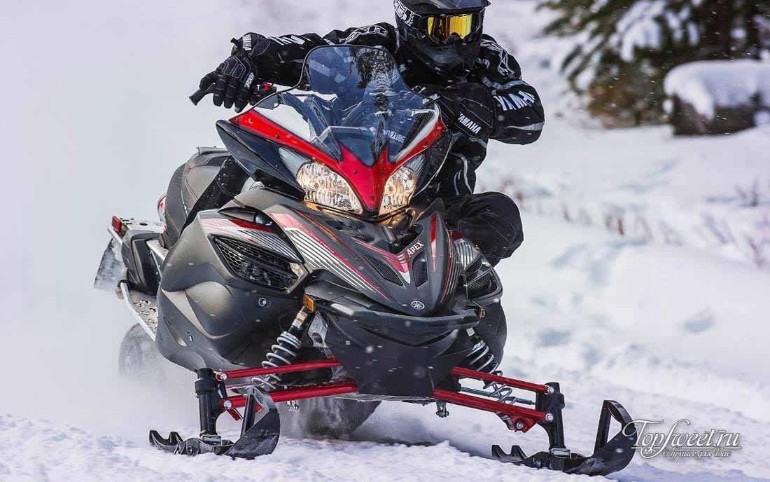 Топ 5 самых дорогих Снегоходов в мире