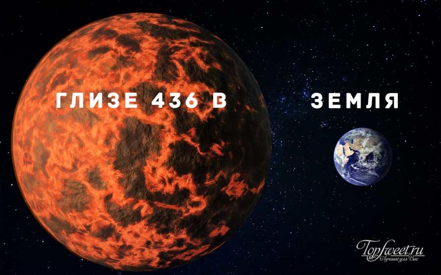 Глизе 436 b