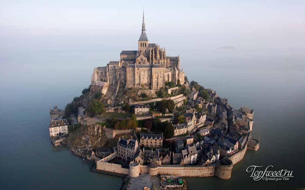 Мон Сен Майкл Бэй (mont saint michel bay)