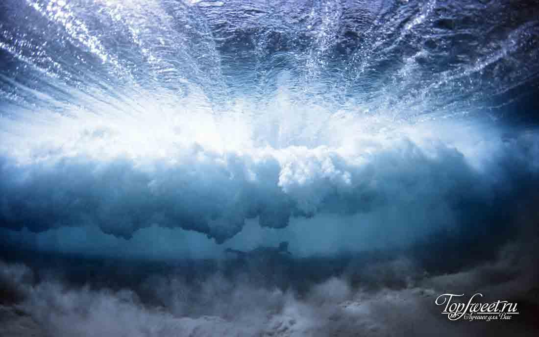 10 тайн мира, которые были разгаданы наукой. Подводные волны