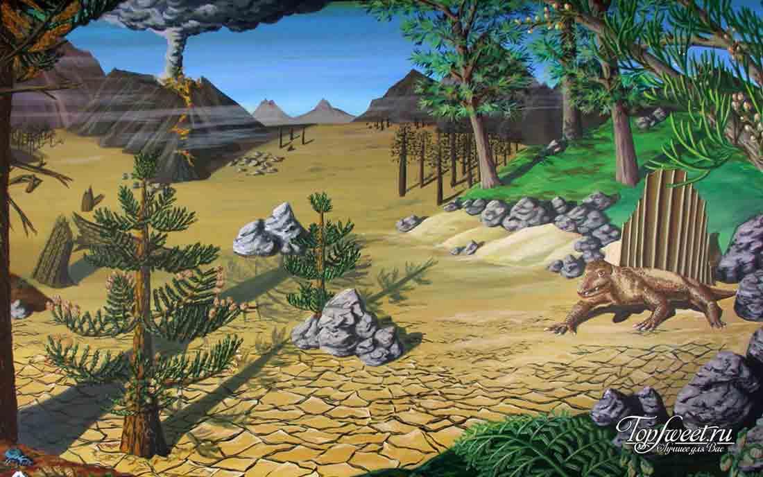10 тайн мира, которые были разгаданы наукой. Пермское вымирание