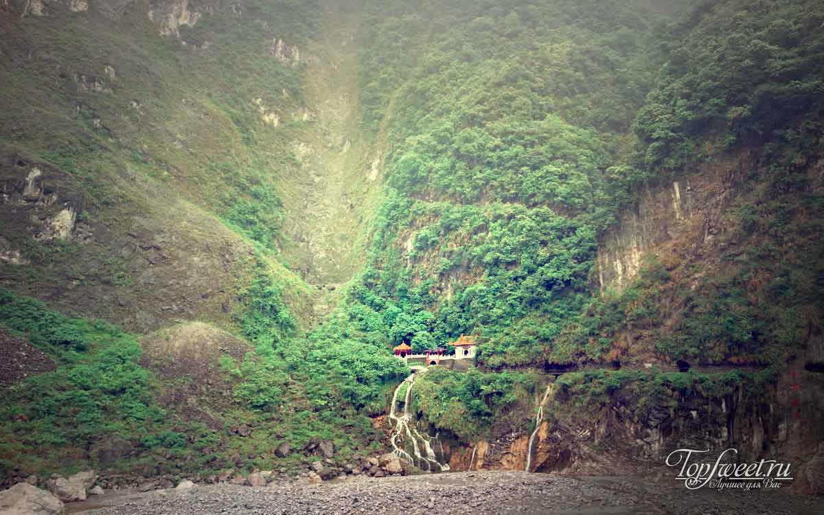 Ущелье Тароко. ТОП 12 самых красивых каньонов Мира