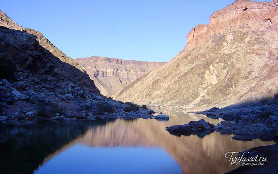 Фиш-Ривер-Каньон (Fish River Canyon)