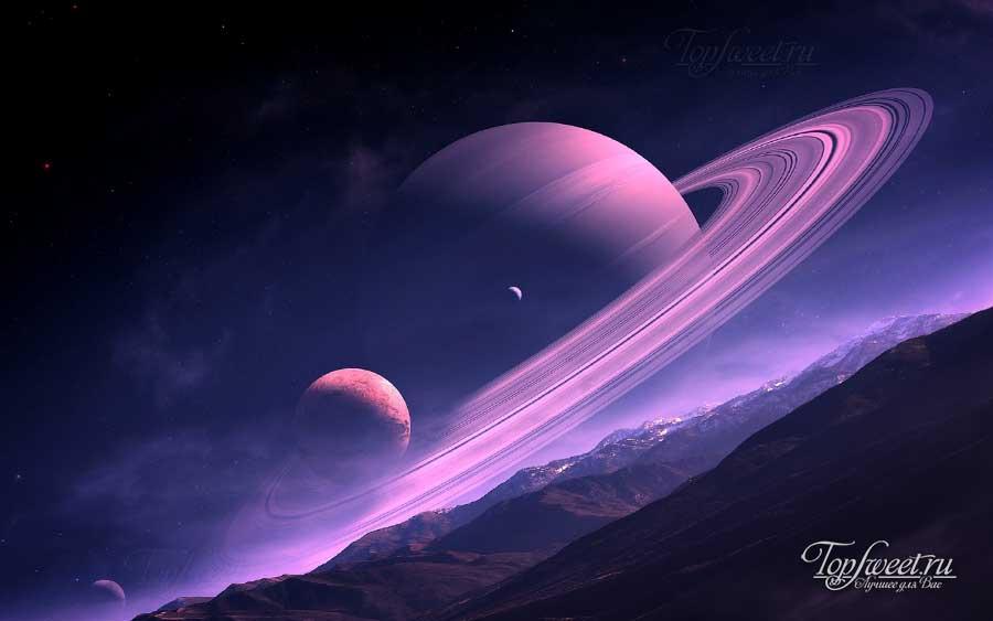 Сравнительные размеры Луны, Плутона и Харона