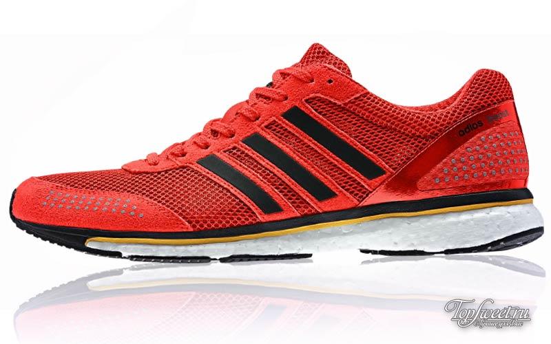 Кроссовки беговые Adidas adizero Adios Boost 2.0