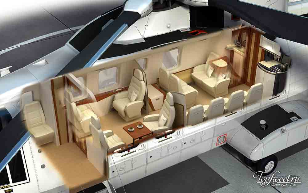 AgustaWestland-AW101-VIP-Interior