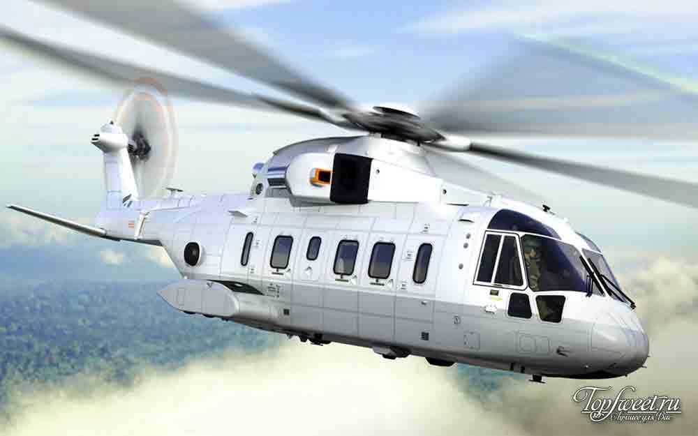 AgustaWestland AW101 VIP