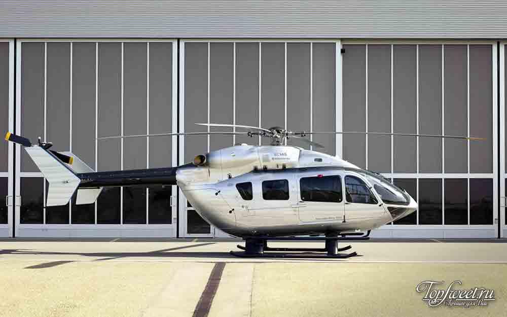 Eurocopter EC155 VIP