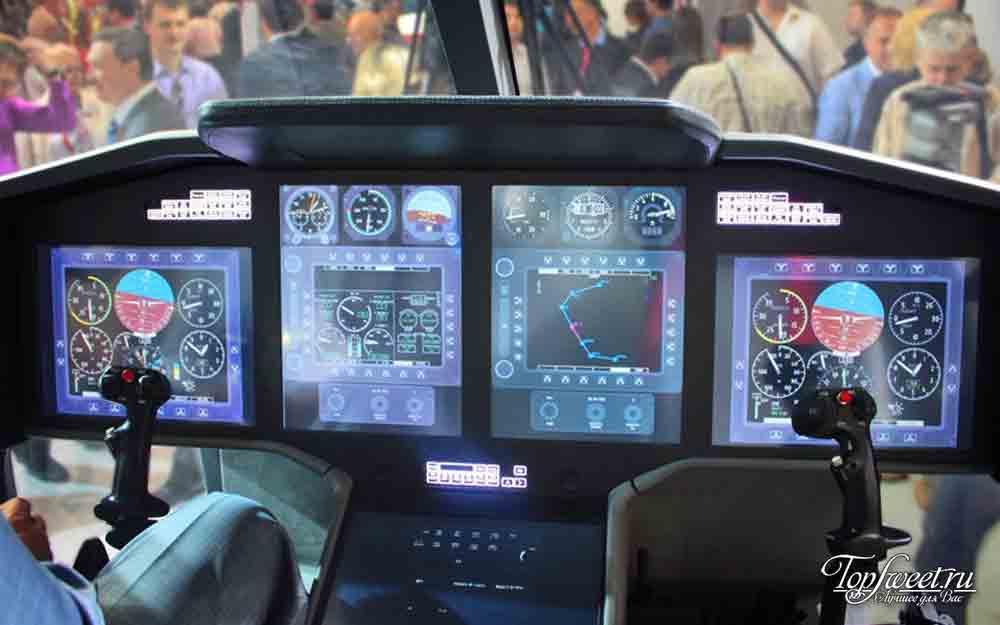 панель приборов Ka-62