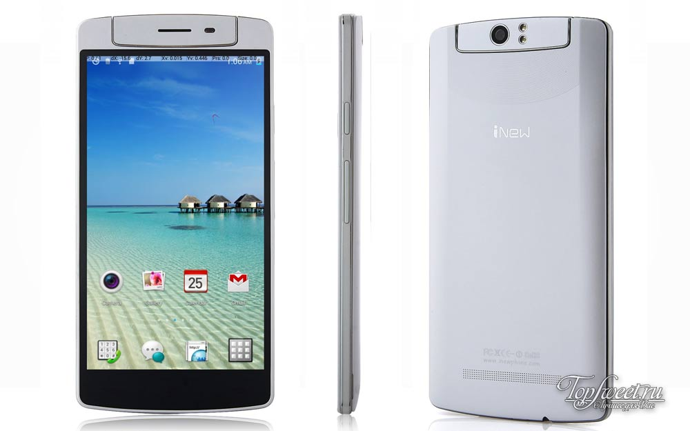 Oppo N1. Топ 6 лучших смартфонов для Селфи