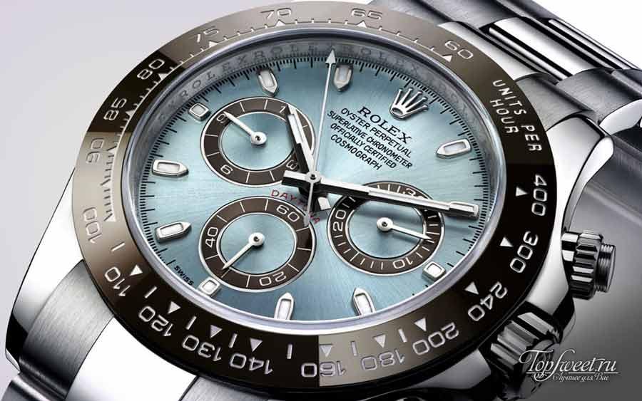 Rolex - истинная классика часового бренда