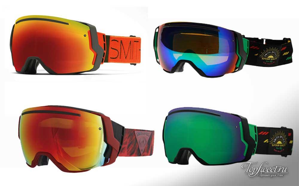 сноубордические очки Bollé-Gravity