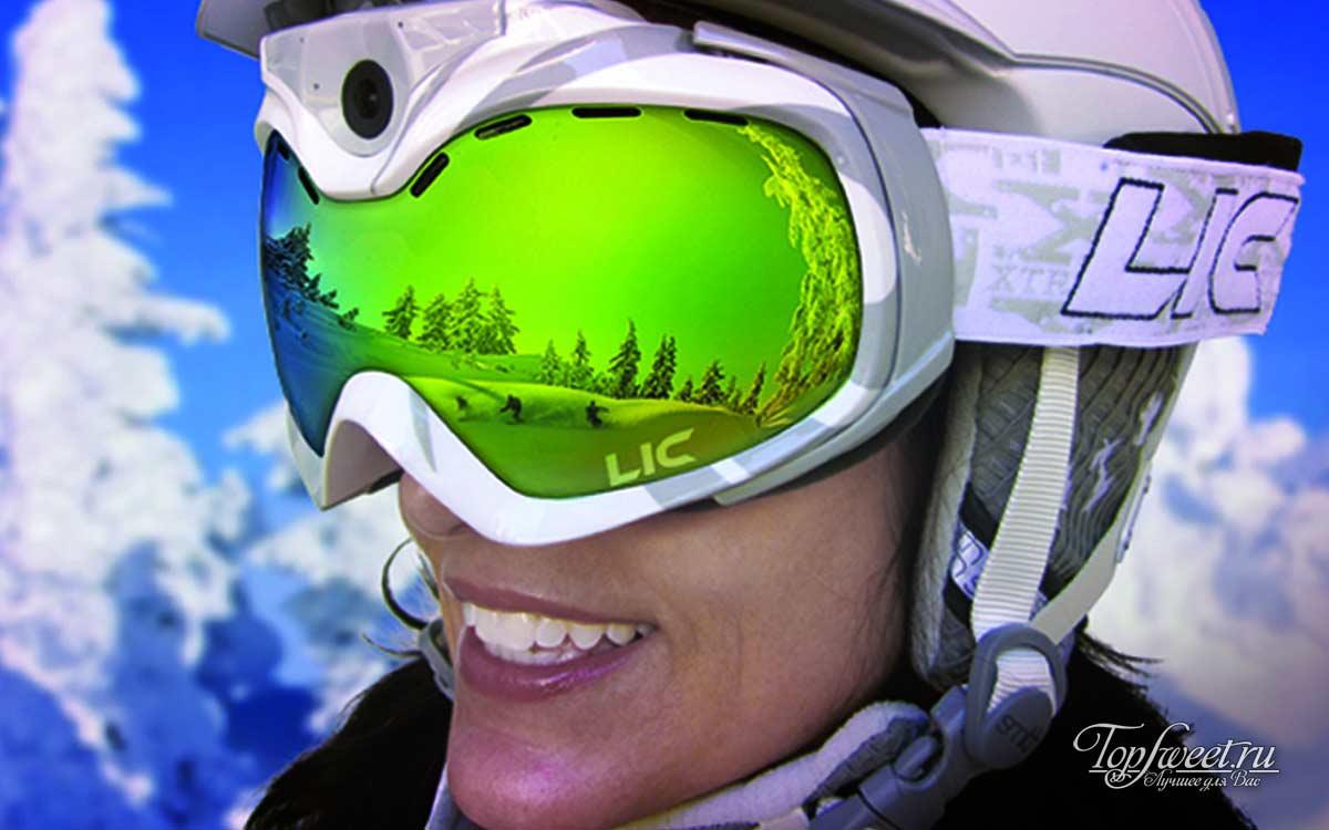 ТОП 5 фантастических масок для горных лыж или сноуборда в 2015 году