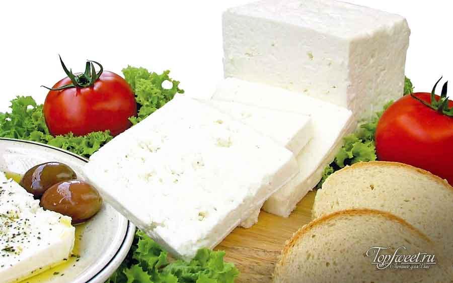 Болгарский сыр