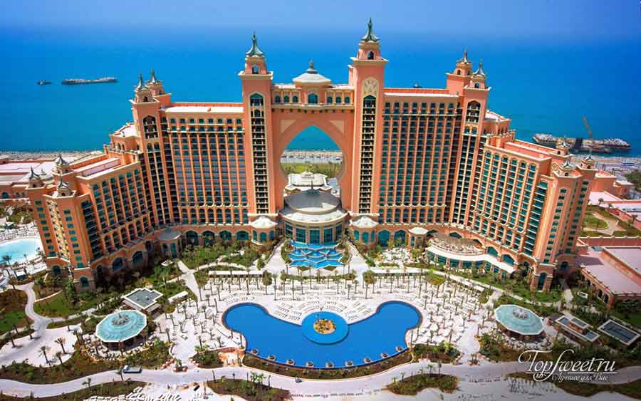 Atlsntis Hotel, Dubai