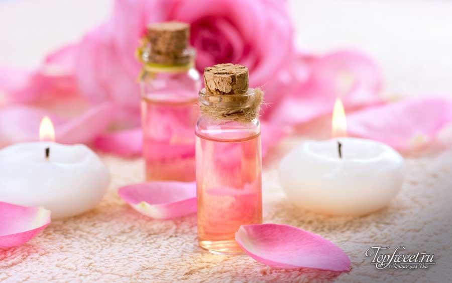 Розовое масло - один из самых популярных сувениров Болгарии