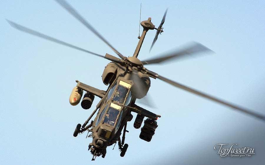 Ударный вертолёт А-129