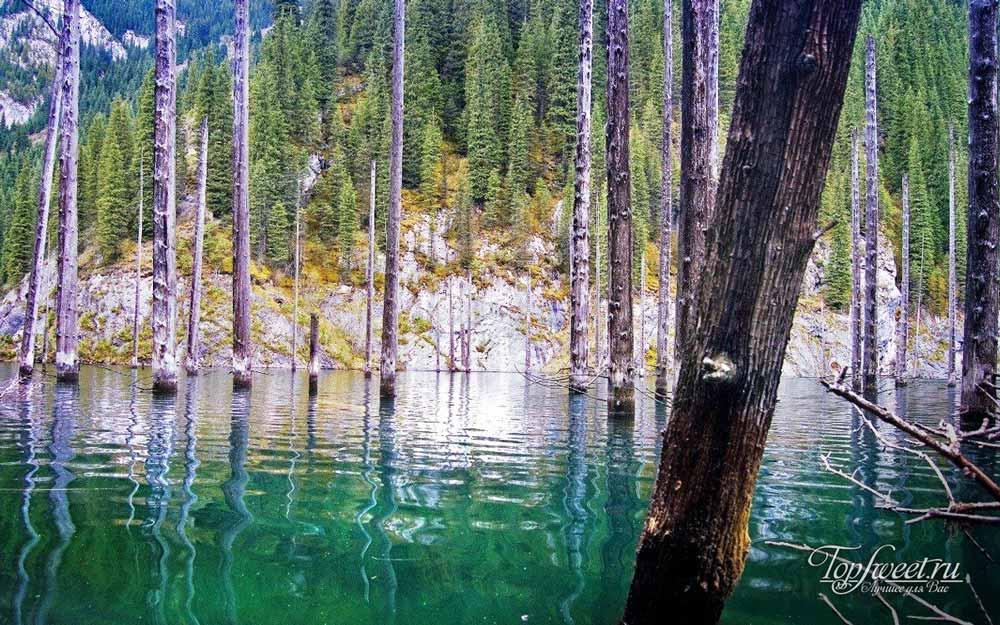 Озеро Канды