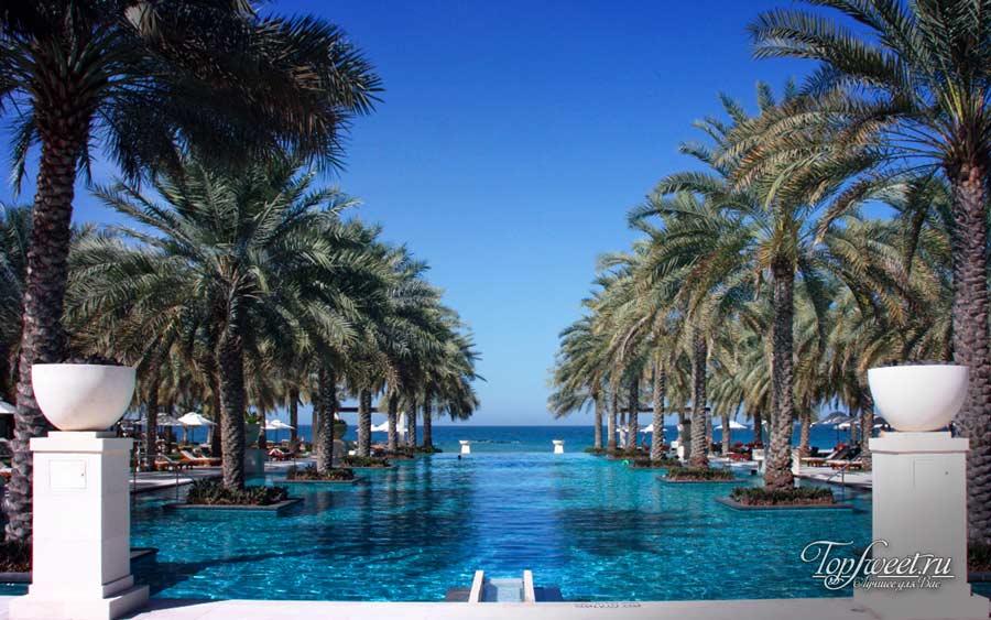 Курорты в Омане