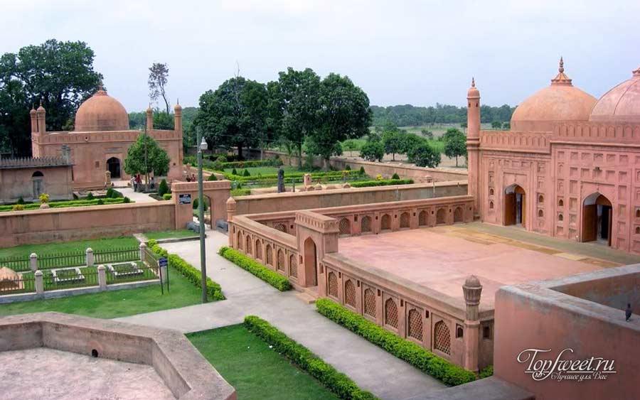 Город мечетей в Багерхате