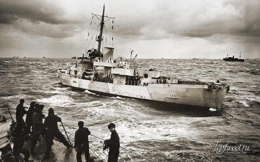 Корабль ВМС США «Спенсер»