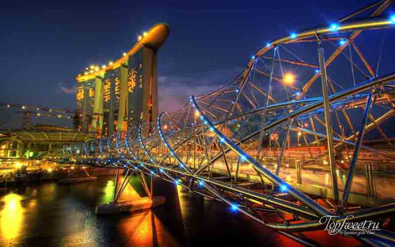 Сингапур. 12 наиболее технологически развитых стран