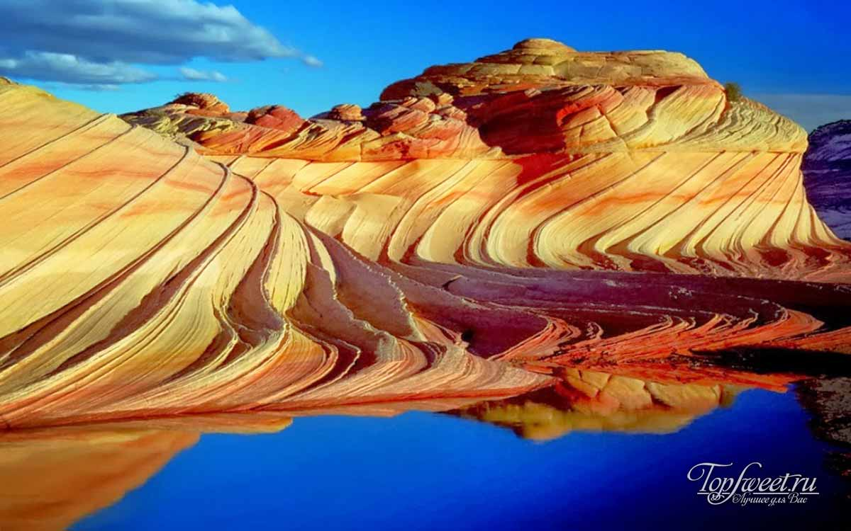 ТОП 12 удивительных вещей созданных самой природой