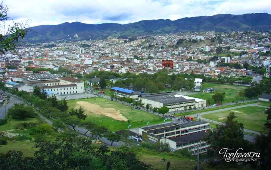 г.Лоха. Эквадор