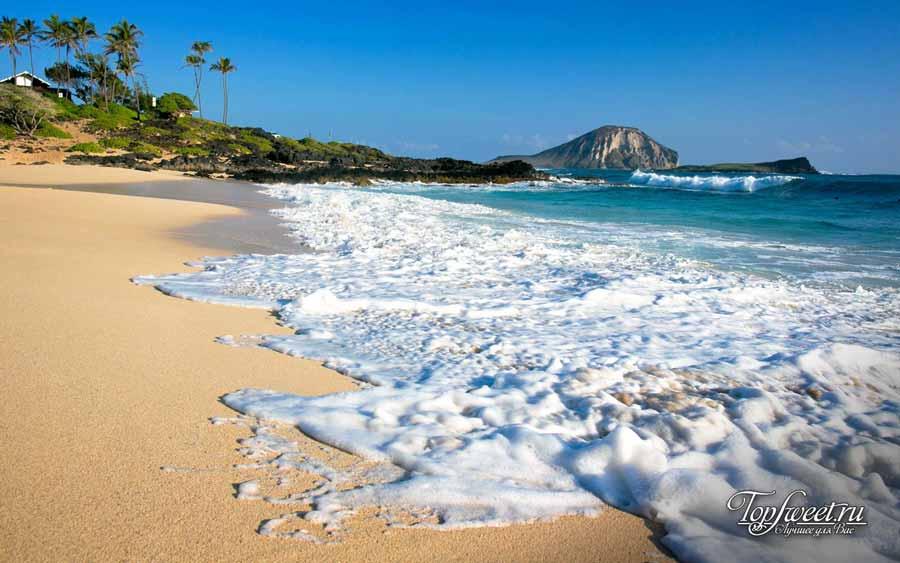Пляжи в Оаху