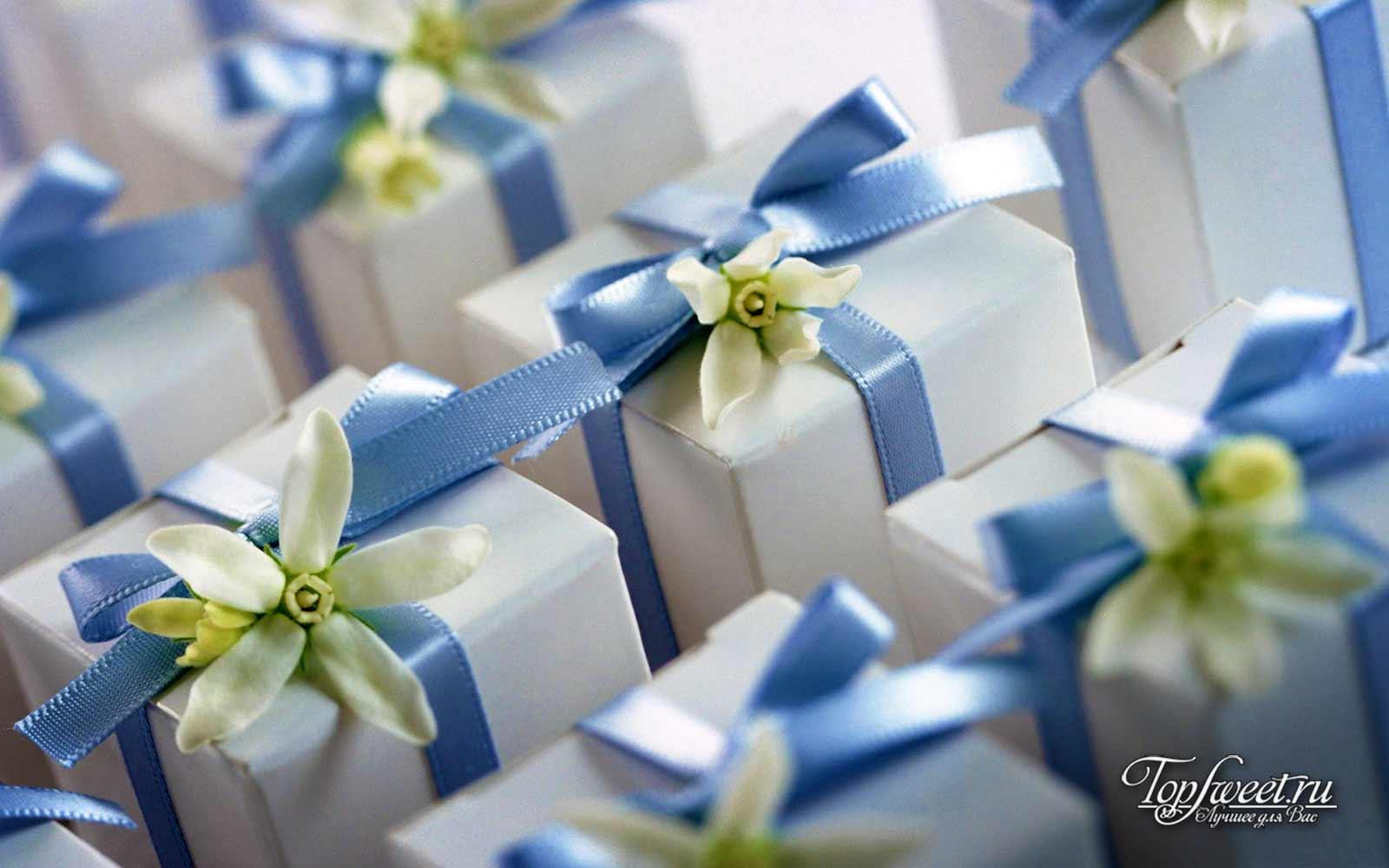 Недорогие подарки для свадьбы