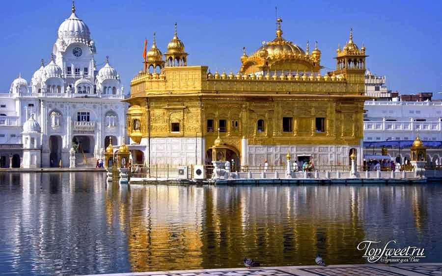 Золотой храм сикхов