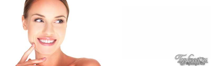 Хороший вид кожи и волос привлекает мужчин