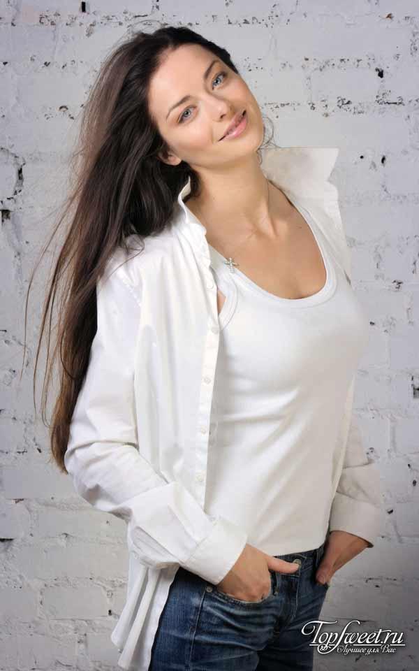 Марина Александрова. Самые сексуальные актрисы России