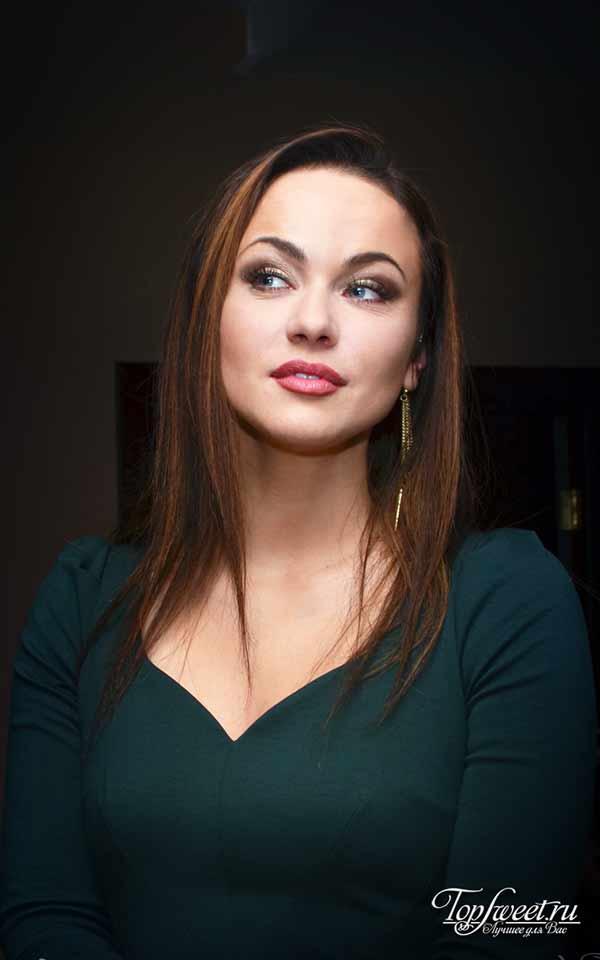 На фото: Мария Берсенева