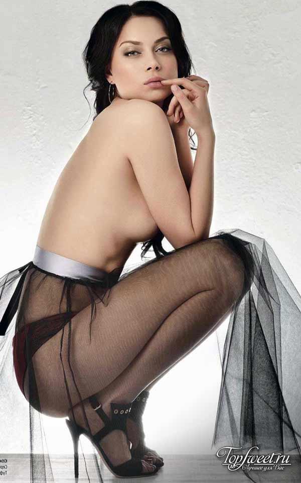 Настасья Самбурская. Самые сексуальные актрисы России
