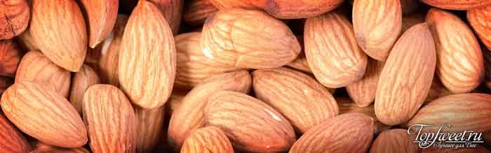 Миндаль. Ценный растительный белок
