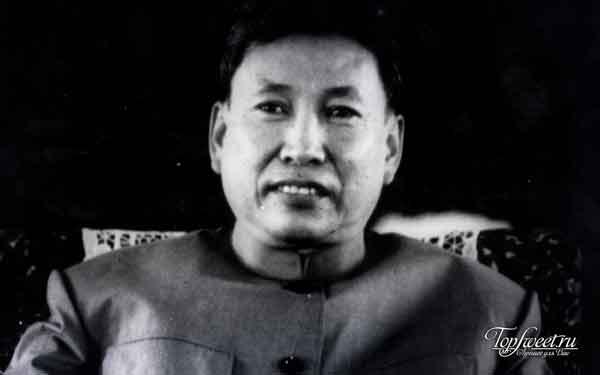 Пол Пот. ТОП-10 самых жестоких правителей в истории