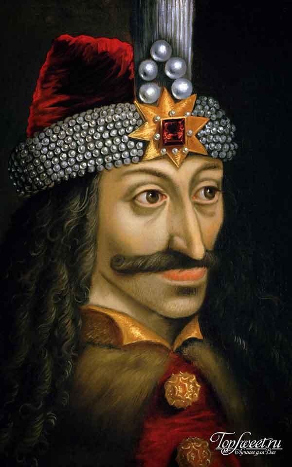 Влад III Цепеш. ТОП-10 самых жестоких правителей в истории