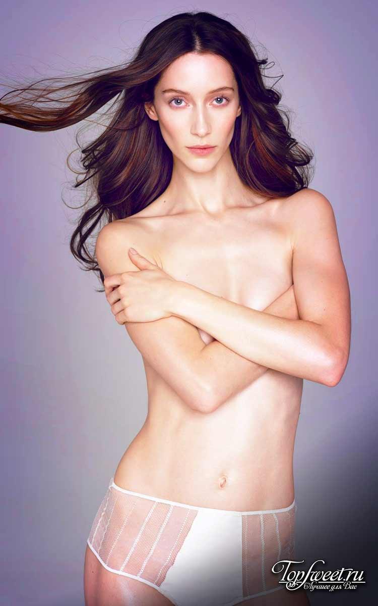 Alana Zimmer. TOP-10 Canadian models